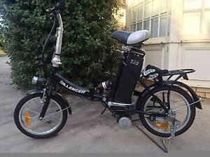 Dillenger Folding Electric bike - Cheetah Explorer Adelaide CBD Adelaide City Preview