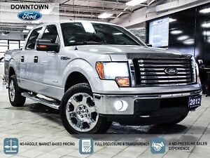 2012 Ford F-150 XLT   TOW PACK   XTR PACK   20 WHEELS