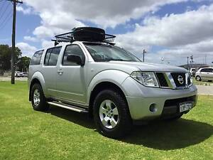 2007 Nissan Pathfinder Wagon 4x4 Automatic Turbo Diesel 7 Seats Maddington Gosnells Area Preview