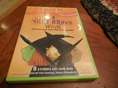A Halloween Story For Children (A Very Brave Witch... and More Great Halloween Stories for Kids (DVD, 2009))