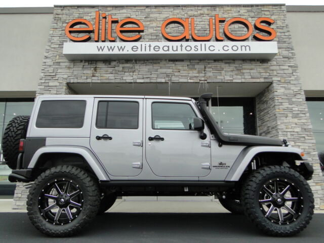 unlimited aev edition 4 5 lift warn winch 22 inch fuel wheels over 25k in mods