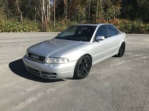 2000 Audi S4 2.7T Stage 3 145000km 6 speed manual