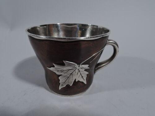 Tiffany Mug - 5621 - Aesthetic Christening Baby Cup - American Mixed Metal
