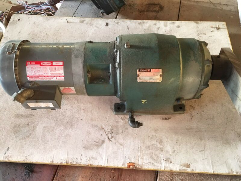Reliance Electric Master XL Speed Reducer 56TM16A