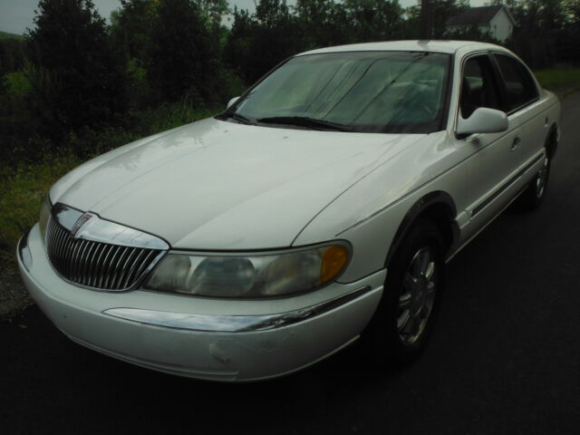 Image 1 of 2001 Lincoln Continental…