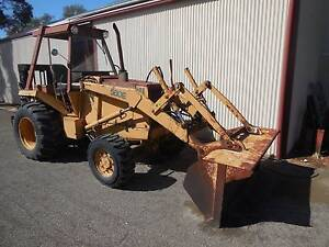 580e front end loader Balaklava Wakefield Area Preview