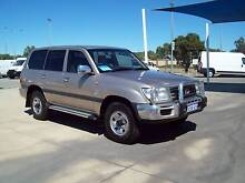 2002 Toyota LandCruiser 100 Series GXL V8 4x4 Kenwick Gosnells Area Preview