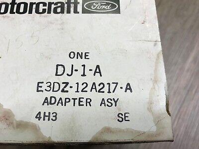 NOS FORD GENUINE MOTORCRAFT DISTRIBUTOR CAP ADAPTER E3DZ-12A217-A