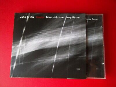 JOHN TAYLOR MARC JOHNSON JOEY BARON: ROSSLYN