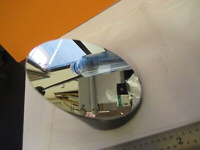 Leitz Orthoplan Illuminator Oval Mirror Microscope Part As Pictured 11-b-113