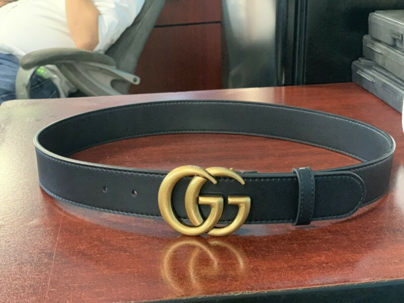 Gg Belt Size 38/Medium