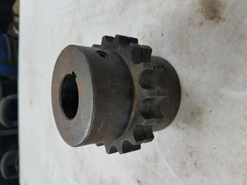 Double Chain Drive Sprockets  ( 5016 ) 1 1/8 shaft x 1 1/2 shaft