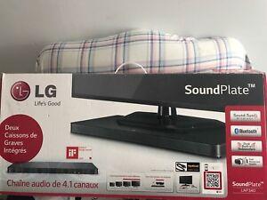 (Wow) Soundplate neuve d'une valeur de 300