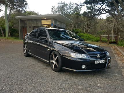 2005 holden commodore vz ss v8 low ks long rego