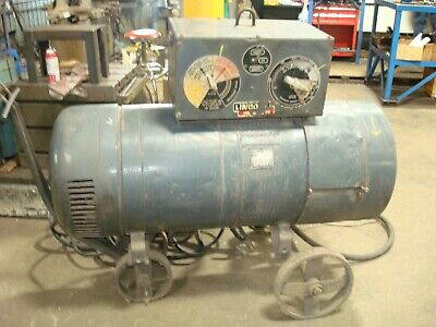 Lincoln Model Sae 400 Torpedo Welder In Working Condition.