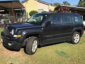 2015 Jeep Patriot Wagon Rochedale South Brisbane South East Preview
