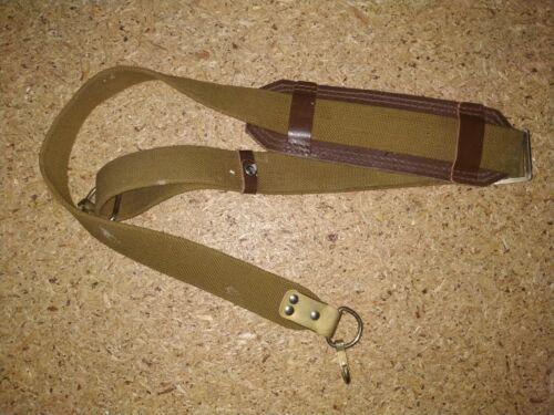 Soviet Russian Army Shoulder Strap AK Belt Backpack Sling PKM