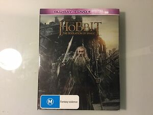 The Hobbit: The Desolation of Smaug steelbook Westmeadows Hume Area Preview