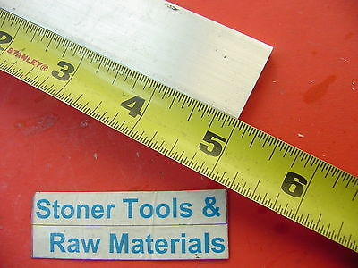 14 X 1 Aluminum 6061 Flat Bar 5 Long T6511 Solid New Mill Stock Plate