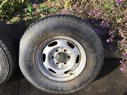 15 inch steel rims and tyre Wattle Ponds Singleton Area Preview
