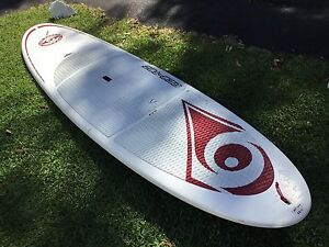 BIC SUP STAND UP PADDLE BOARD ACE-TECH 11'6 + CARBON PADDLE Tanilba Bay Port Stephens Area Preview
