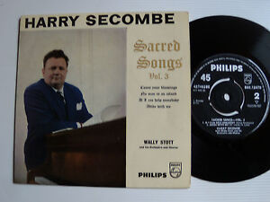 Harry Secombe Comme Secombe Ça No. 3
