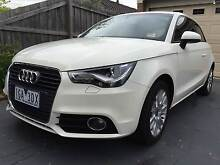 2011 Audi A1 Hatchback Wantirna South Knox Area Preview