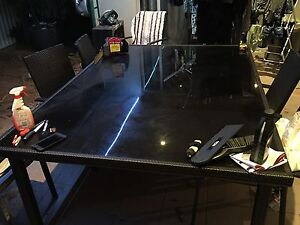10 seater outdoor table Burns Beach Joondalup Area Preview
