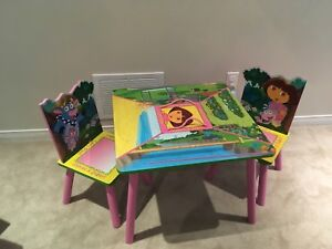 Toddler Craft Table