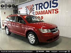 2015 DODGE JOURNEY SE-FWD-CLIM 2 ZONES -UCONNECT-