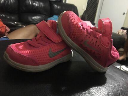 Baby Girl Nike Shoes Size 4c Kids Clothing Gumtree Australia