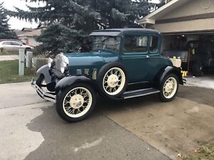 1928 Model A coupe