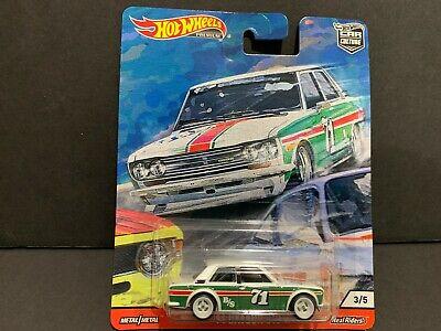 Hot Wheels Datsun 510 71 Door Slammers 1/64