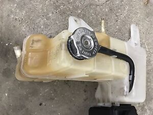 2010 Chrysler 300 reservoirs  antifreeze and power steering