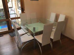 9 piece dining set Caulfield East Glen Eira Area Preview