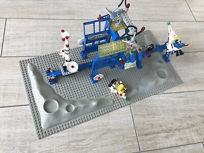 Space Commander (Lego CLassic Space - 6971 - Inter-Galactic Command Base - Komplett)
