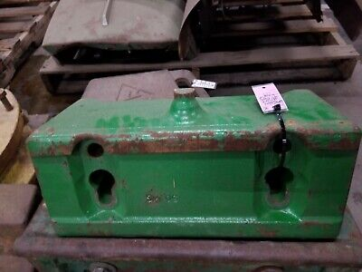 John Deere Tractor 1520 Front Starter Weight Bracket For Suitcase R70417