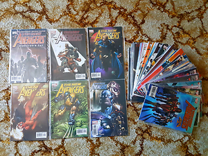 Avengers by Brian Bendis - Marvel Comics lot of 70 issues Kelmscott Armadale Area Preview