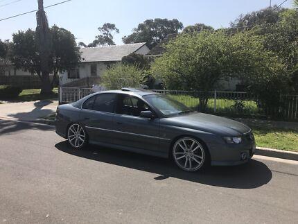 Holden vz Calais hbd ls1