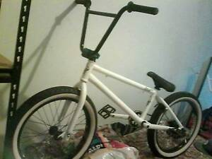 2 bmx bikes for downhill mountainbike or motorbike Singleton Singleton Area Preview