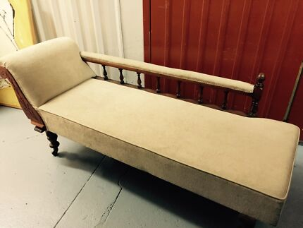 Edwardian Chaise Lounge  New Farm Brisbane North East Preview