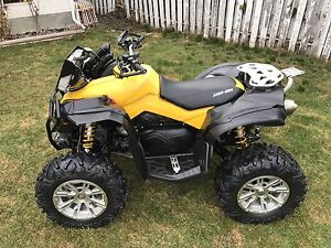 Sell or swap Super ATV Renegade 800 suspension for stock