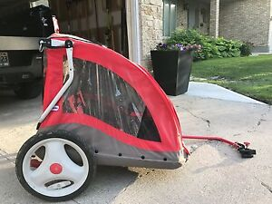 Little Tikes Bicycle Trailer!!