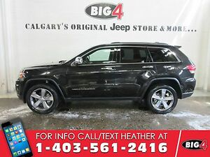 2016 Jeep Grand Cherokee Limited | 4x4 | Leather | 20 Black Sati