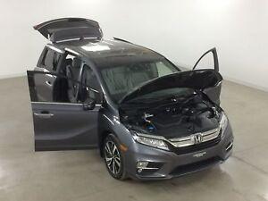 2018 Honda Odyssey Touring GPS*Cuir*Toit Ouvrant*ShopVac*