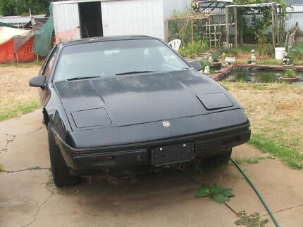 1986 Pontiac Fiero Elizabeth South Playford Area Preview