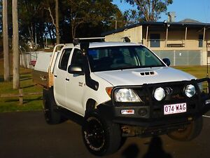 FOR SALE - 2007 Toyota Hilux Auto Diesel 4x4 Woody Point Redcliffe Area Preview