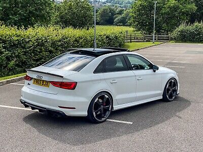 2015 AUDI S3 SALOON + FULLY LOADED + DSG AUTO + PAN ROOF + STAGE 1 378 BHP