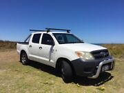 Toyota Hilux workmate 2006 Safety Bay Rockingham Area Preview
