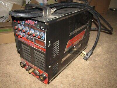 Avortec Av5x Acdc Tig Welder Plasma Cutter